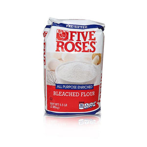 All Purpose Enriched Bleached Flour
