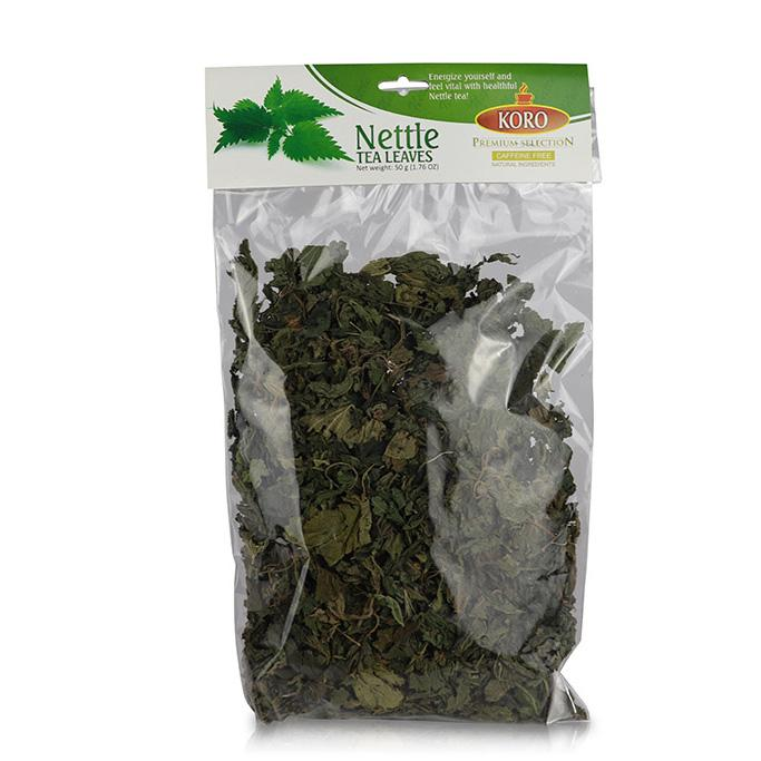 Nettle Tea Leaves - Caffeine Free