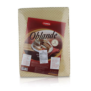 Oblande Wafer Sheets