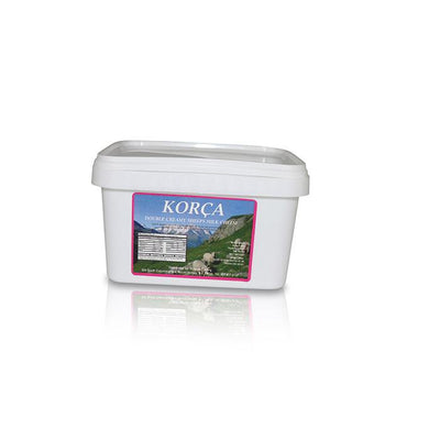 Korca Double Creamy Sheeps Milk Cheese