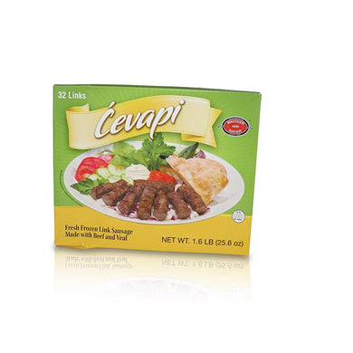 Cevapi / Beef & Veal Sausage Links