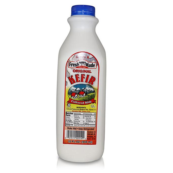 Kefir - Cultured Milk
