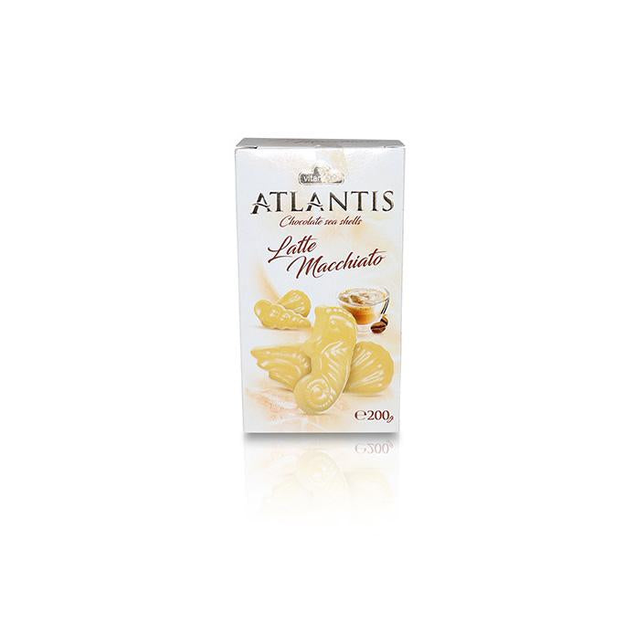 Atlantis Chocolate Sea Shells (Latte Macchiato)