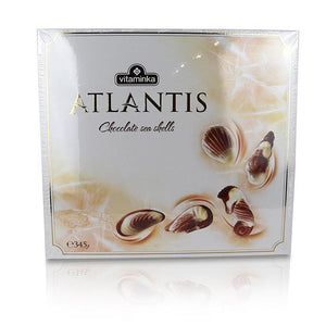 Atlantis Chocolate Sea Shells  (Original)