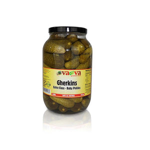 Extra Class Baby Pickles - Gherkins