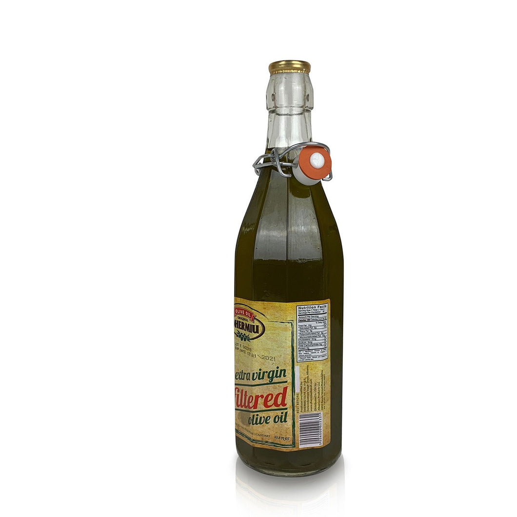 Extra Virgin Unfiltered Olive Oil