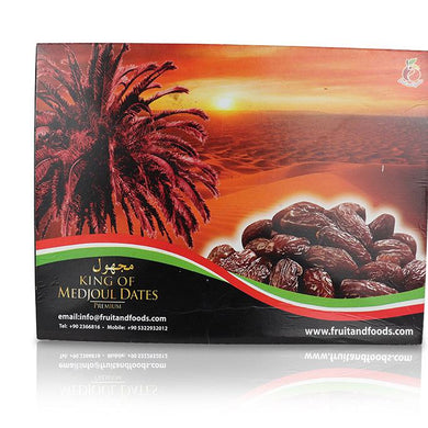 King of Medjoul Dates