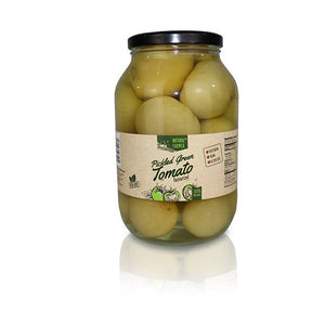 Pickled Green Tomato - Pasteurized