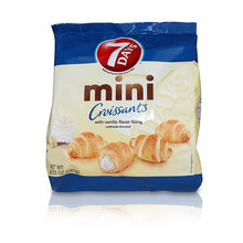 Load image into Gallery viewer, Mini Croissants with Vanilla Cream Filling