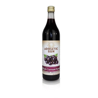 Black Currant Syrup - Sirup od crne ribizle