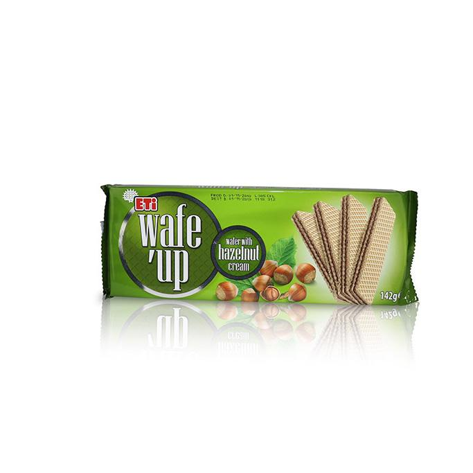 Wafe Up Wafer with Hazelnut Cream