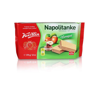 Wafer Product - Napolitanke Nougat