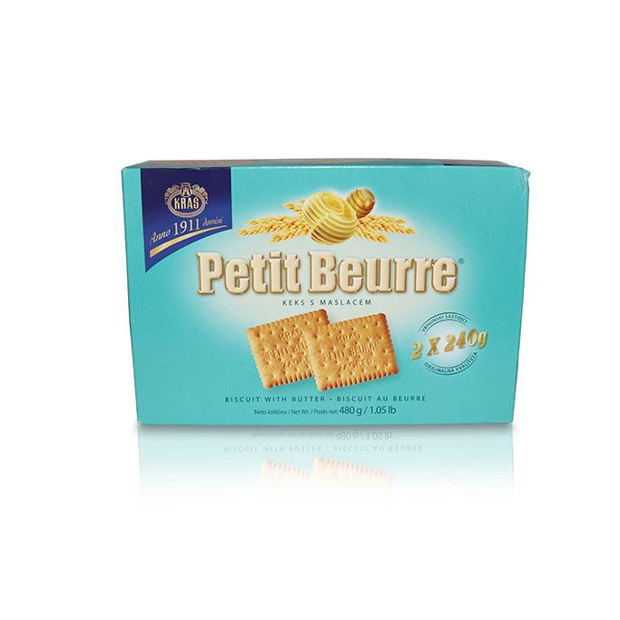 Biscuit with Butter - Petit Beurre Biscuit Au Beurre