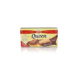 Tea Biscuits with Cocoa Filling - Queen Punjeno Cajno Pecivo (Kakao + Cocoa)
