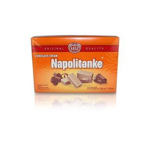 Chocolate Cream Napolitanke