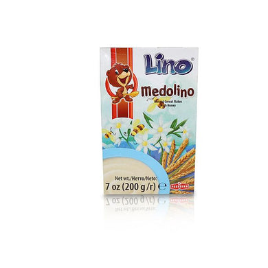 Lino Medoline - Cereal Flakes with Honey