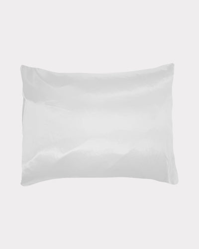 Satin Pillow King Sized Prevents Hair Breakage Betty Dain