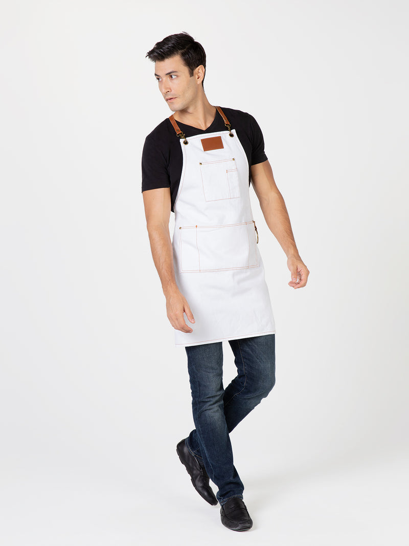 Brooklyn Denim Apron