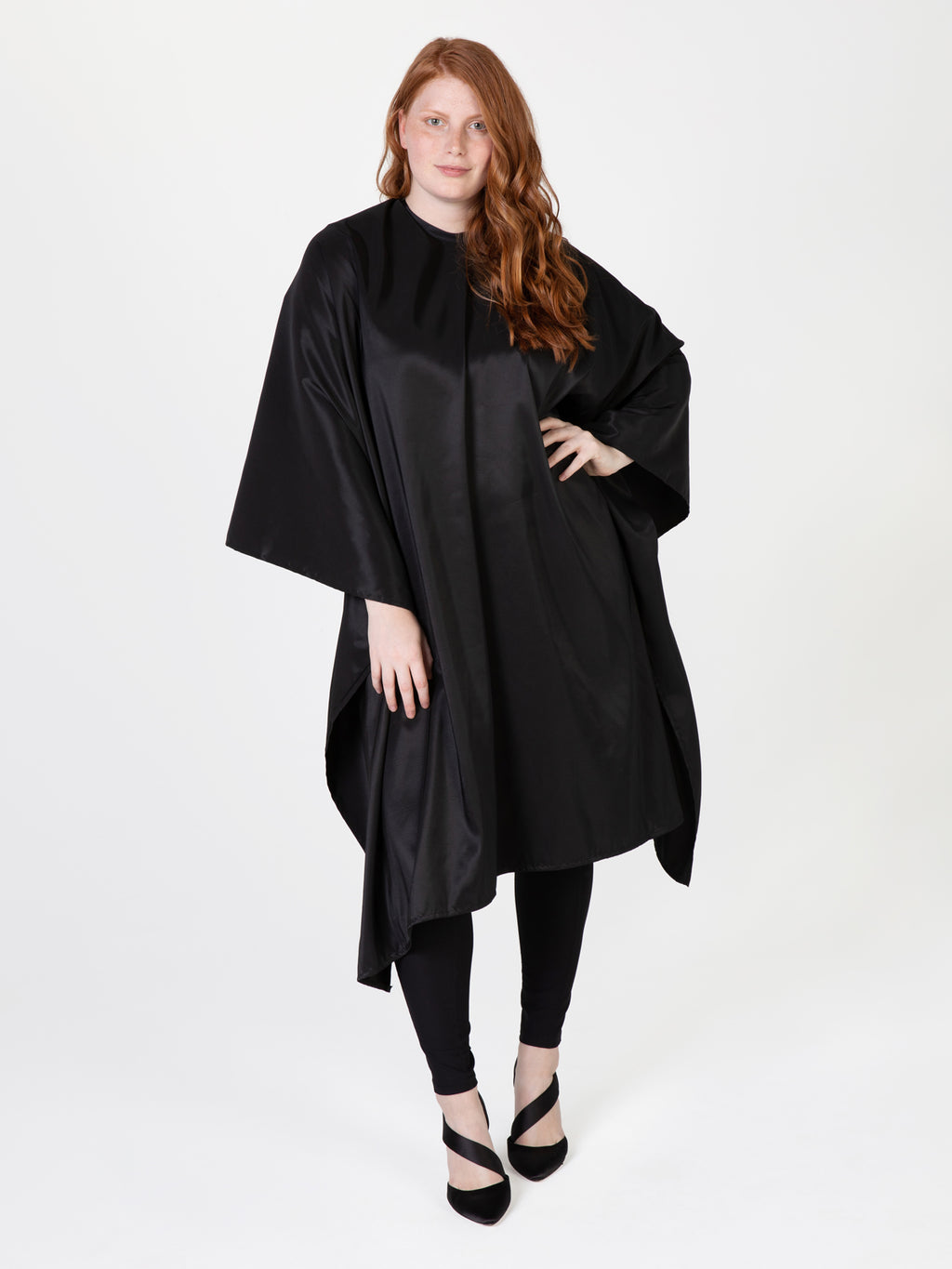 PLUS SIZE STYLING CAPE