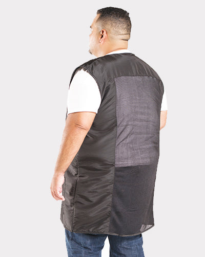 Barber Vest by Betty Dain Creations with Mesh Back