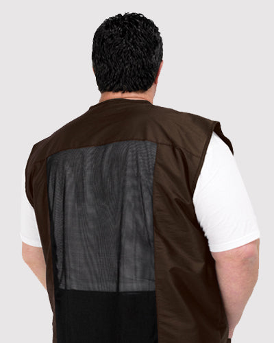 Barber Vest Easy Hair Removal Betty Dain Creations