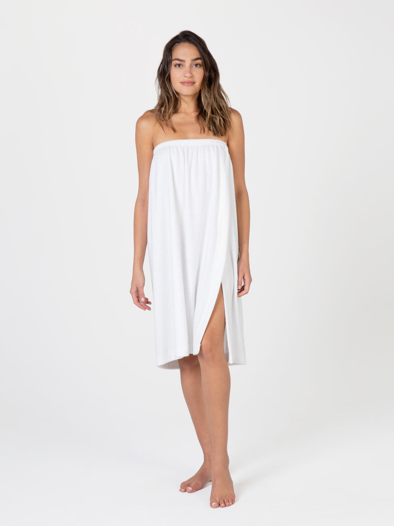 Terry Spa Gown Wrap, Spa Supply Betty Dain