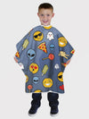 Social Kids Cape, Nylon Styling Cape for Kids