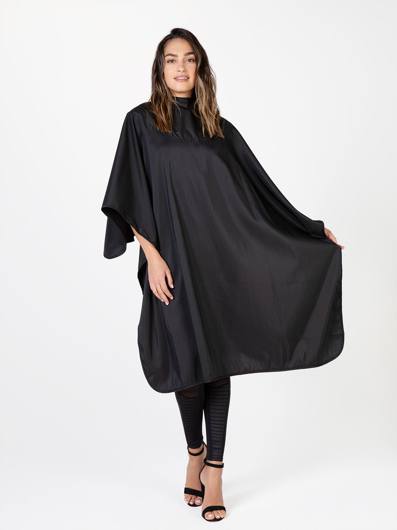 Cape for Salon Chemical Treatments, Bleach-Proof and Water-Resistant Cape Betty Dain'