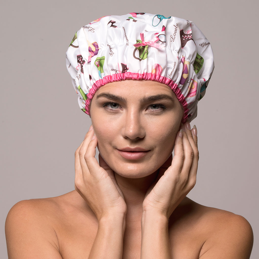 Betty Dain Diva Shower Cap Hair Accessories