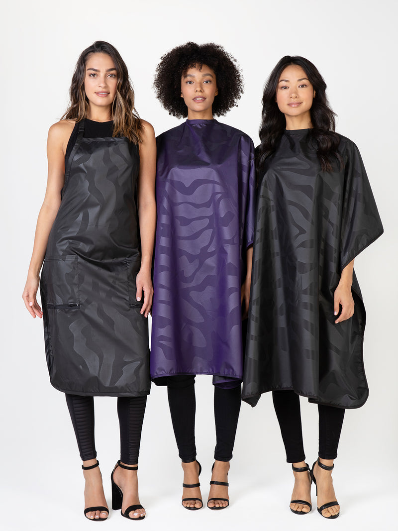 Bleach-Proof Salon Capes and Aprons by Betty Dain