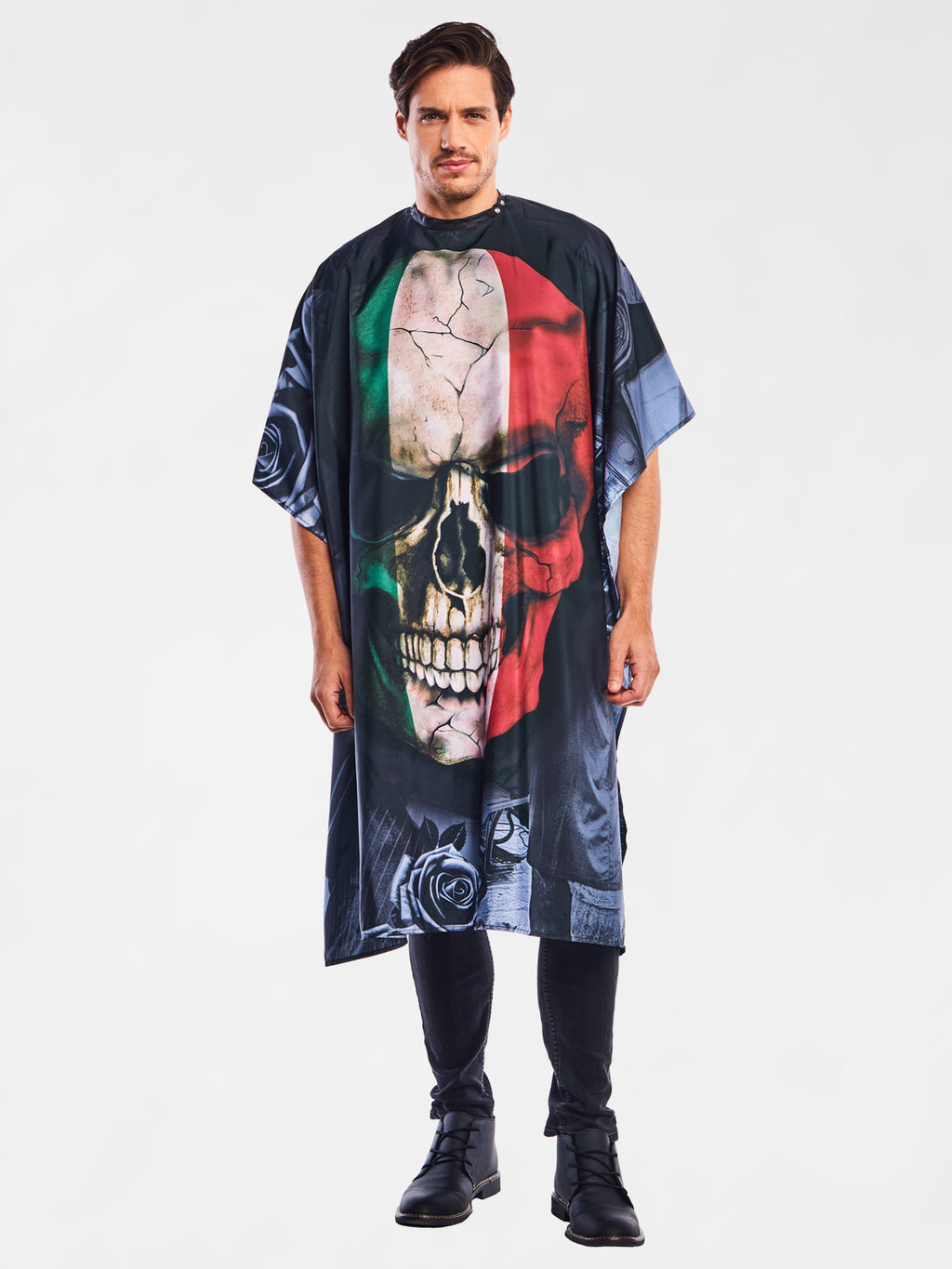 Mexicano Barber Cape | The International Cape Collection