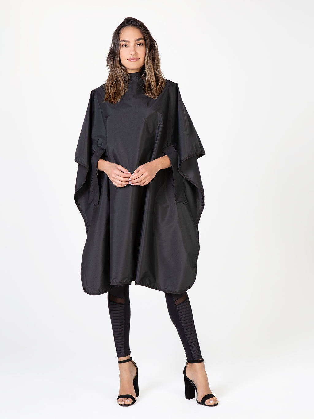 HANDS FREE ALL-PURPOSE CAPE W/ ARM SLITS