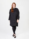 Hair Stylist Apparel Shirt Dress, Plus Sized