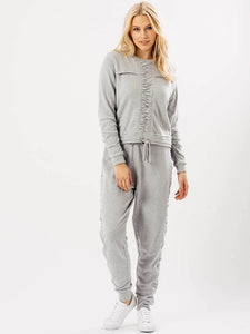 Grey Marl Sweatshirt and Joggers
