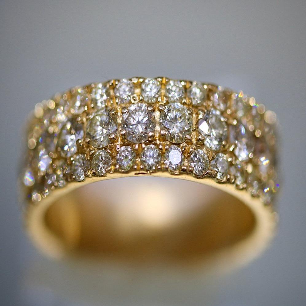 Men's Diamond Eternity Band