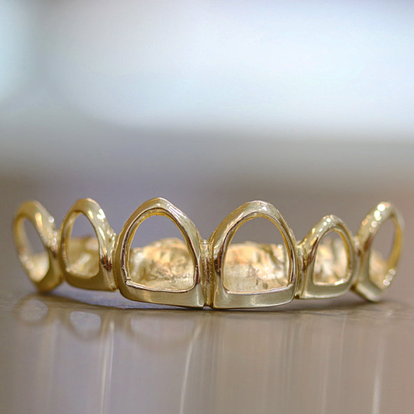 Gold Frame Grill