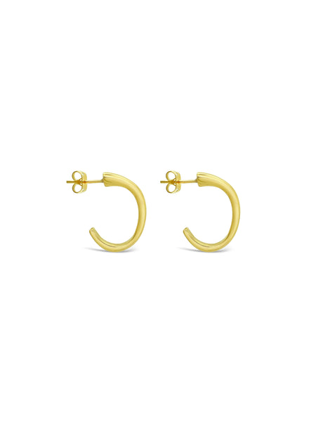REFORMED HOOPS, GOLD