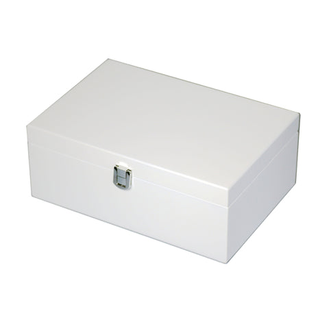 WHITE JEWEL BOX