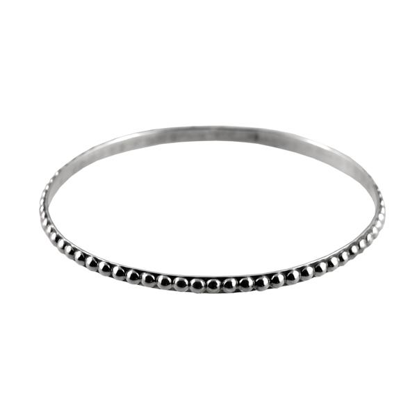 COMBINATION BALL BANGLE