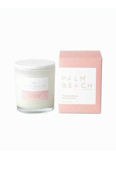 PALM BEACH, WHITE ROSE & JASMINE