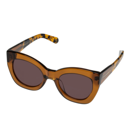 KAREN WALKER NORTHERN LIGHTS, TAN CRAZY TORT