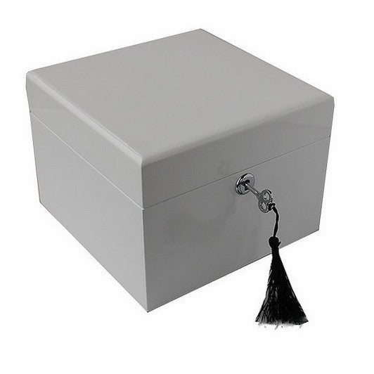 SMALL JEWELLERY BOX - 2 colours!