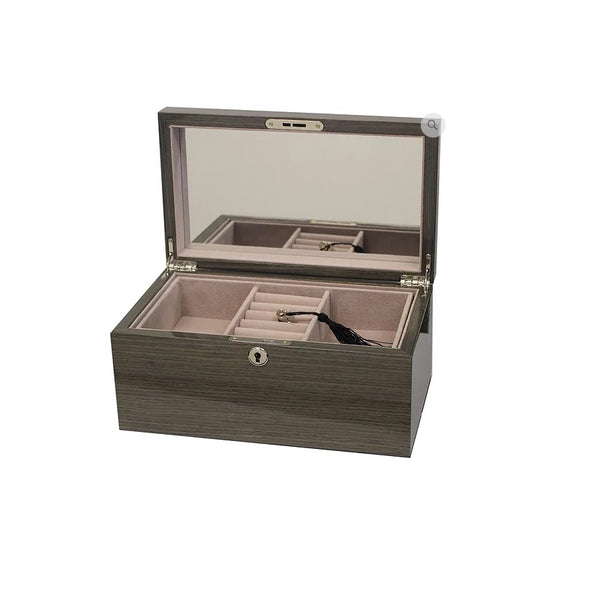 MEDIUM JEWELLERY BOX - 5 colours!