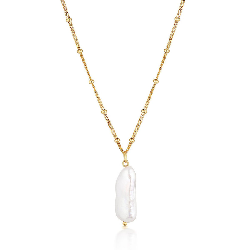 ADORE NECKLACE, GOLD