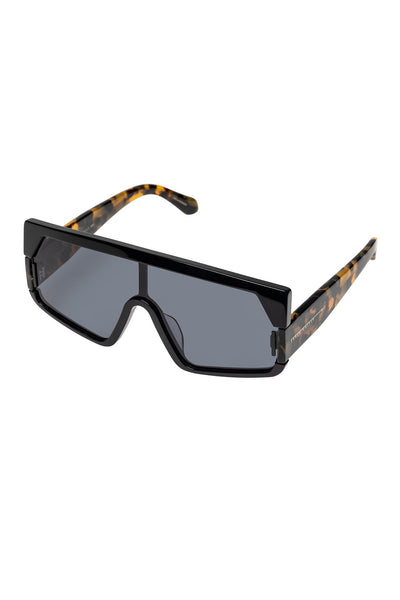 KAREN WALKER VORTICIST, BLACK CRAZY TORT