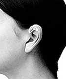 Earpiece Silver
