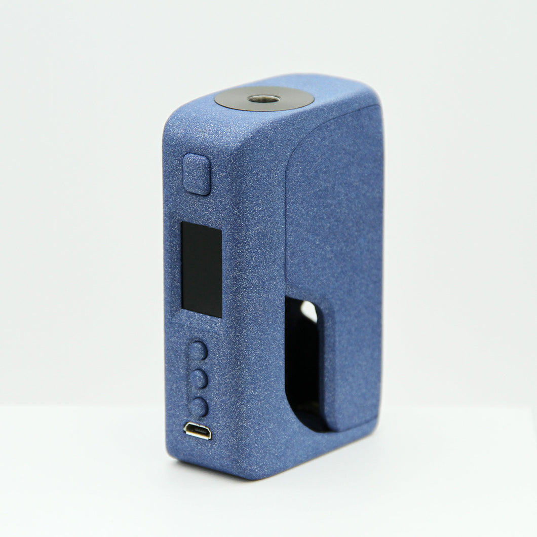Single Battery Squonk - Blue Alumide