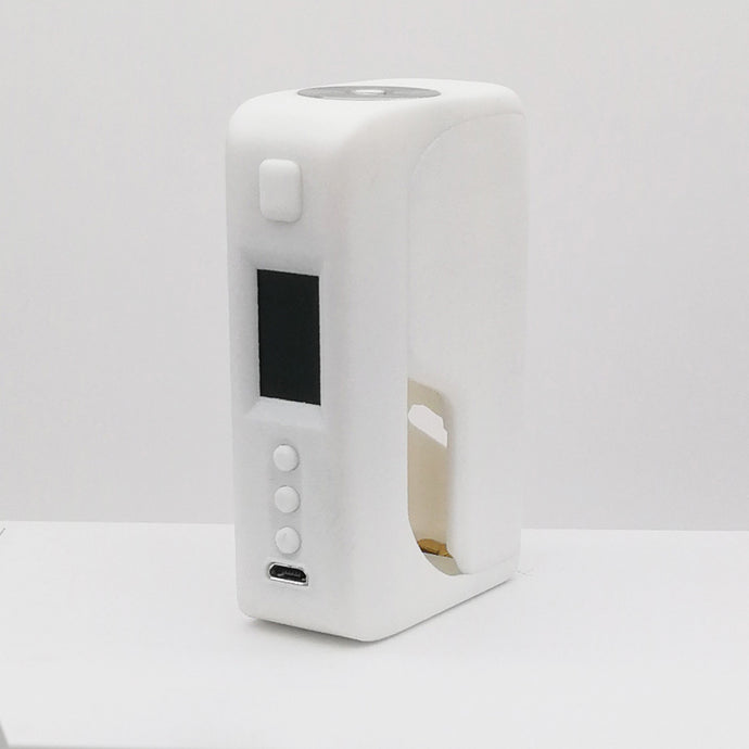Single Battery Squonk - White