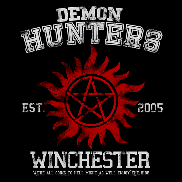 Supernatural T-shirts – For Anyone Who Loves Urban Legends about ghosts, demons and Evil Spirits