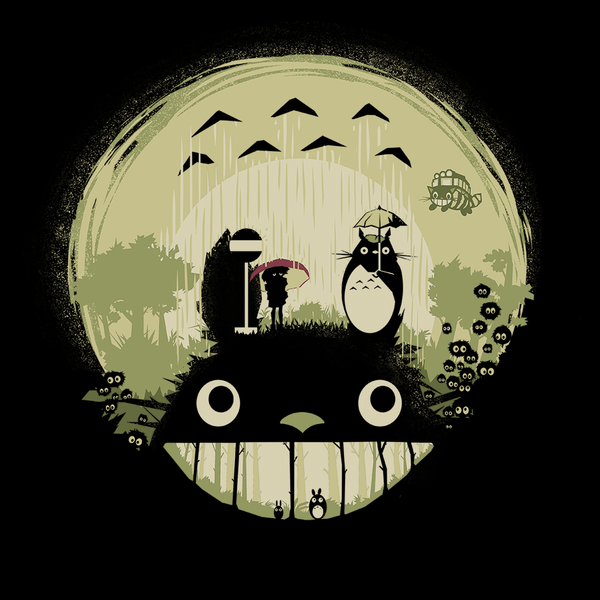 My Neighbor Totoro – The Extraordinary Journey to the Childhood